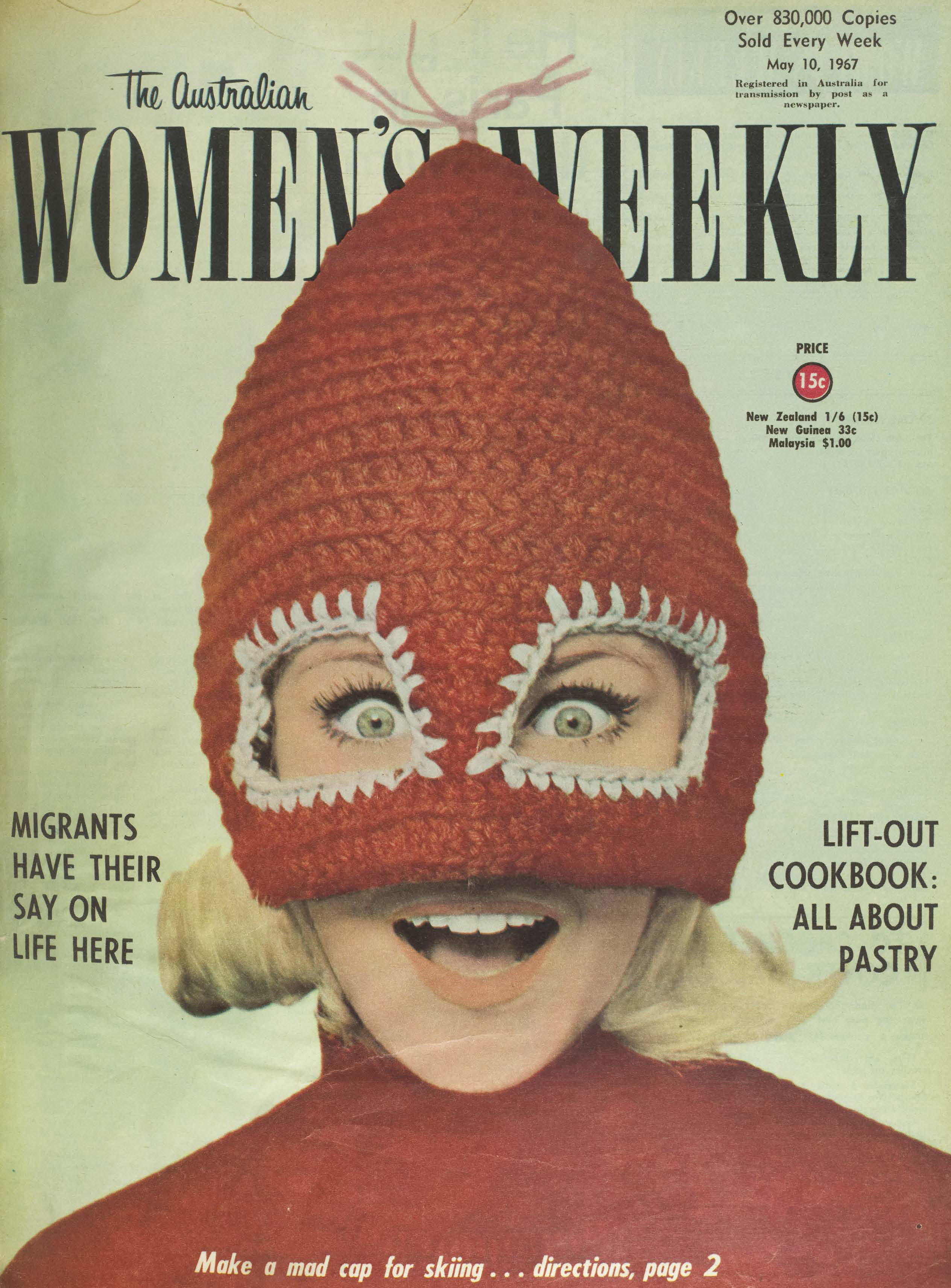 The Australian Women S Weekly Fashion The First 50 Years