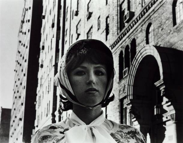 Untitled Film Still #17 1978, reprinted 1998 by Cindy Sherman born 1954