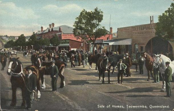 toowoomba 1910